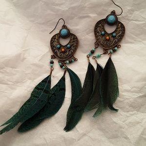 Native earrings